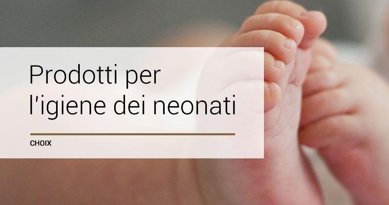 Come scegliere il sapone per i neonati